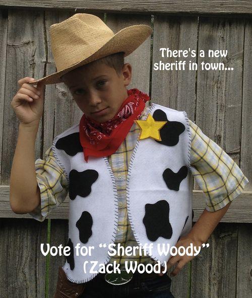 Zac sheriff